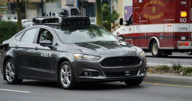 Uber избавит от укачивания в робомобилях
