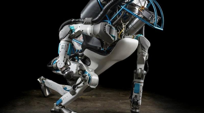 Atlas | Фото: Boston Dynamics