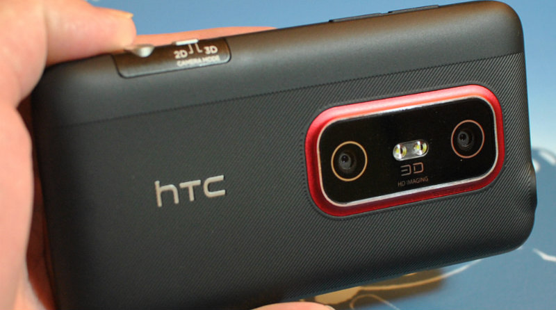 HTC Evo 3D | Фото: androidcentral.com