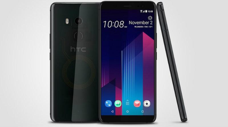 HTC U11+   Фото: HTC