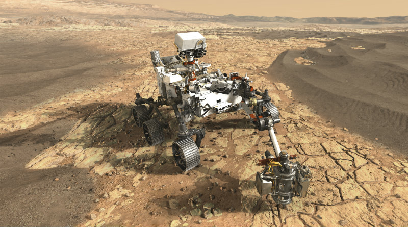 Mars 2020 | Фото: 3dnews.ru