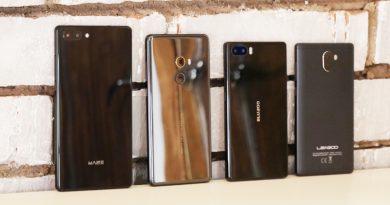 Xiaomi Mi Mix 2 и аналоги