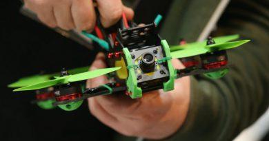 гоночный дрон | Фото: inverse.com