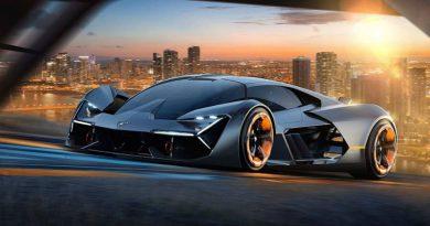 Lamborghini Terzo Millennio | Фото: motor.ru