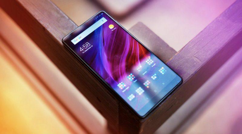 Xiaomi Mi MIX 2 | Фото: techzzone.com