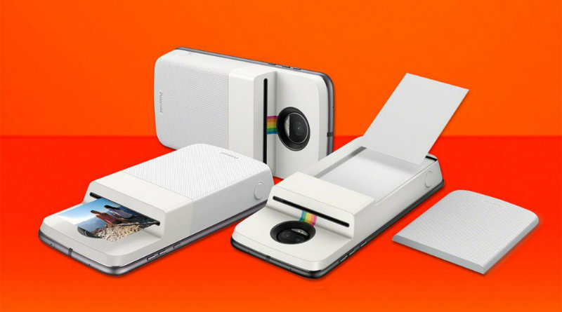 Polaroid Insta-Share Printer | Фото: log.com