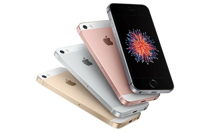 iPhone SE | Фото: Apple