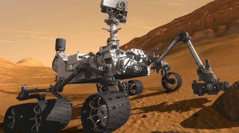Mars 2020 | Фото: spacenews.com