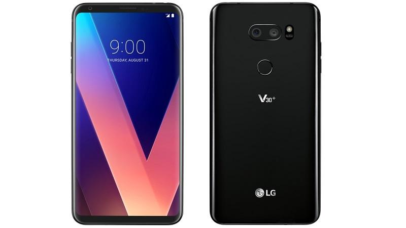 LG V30+ | Фото: LG