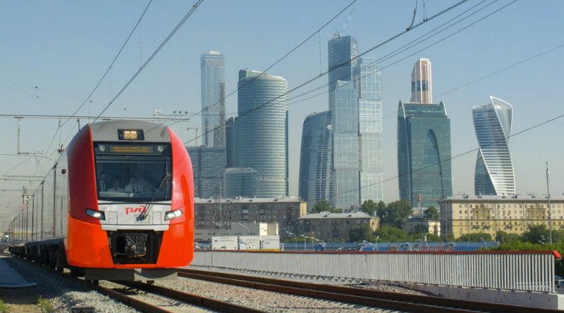 Поезд Ласточка | Фото: strana.ru