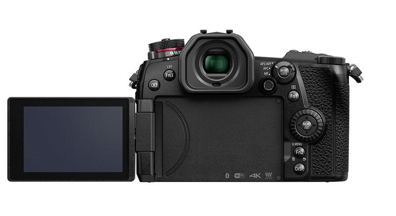 Lumix DC-G9 | Фото: Panasonic