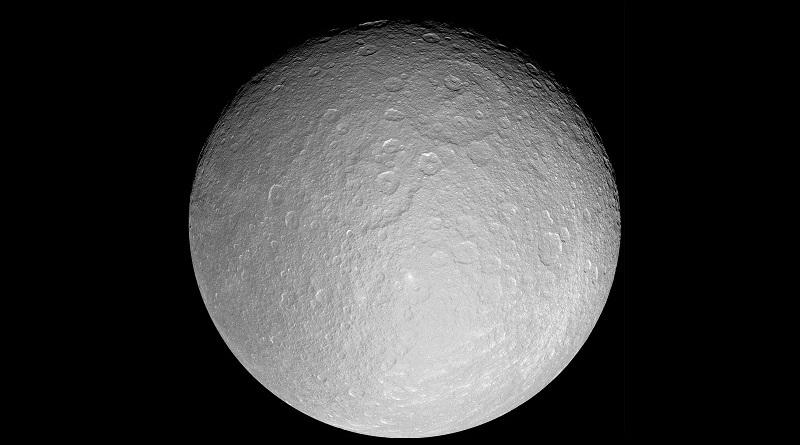 Рея | Фото: NASA