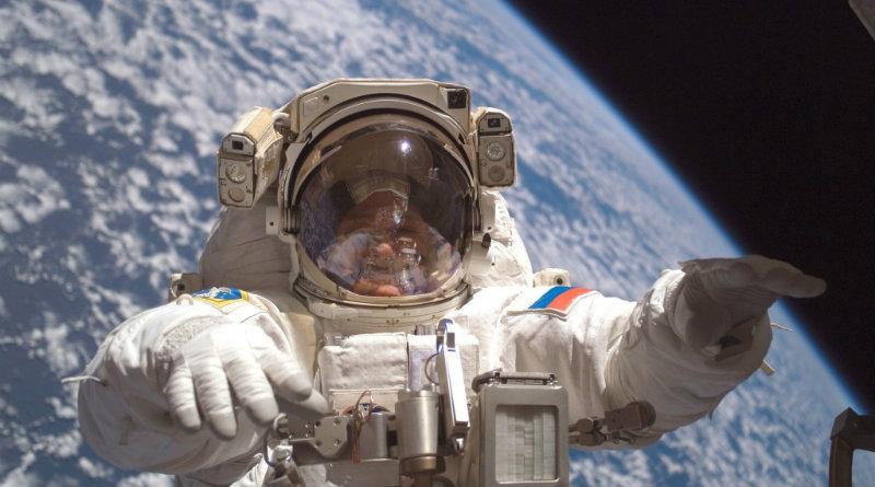 российский космонавт | Фото: Kosmos.of.by