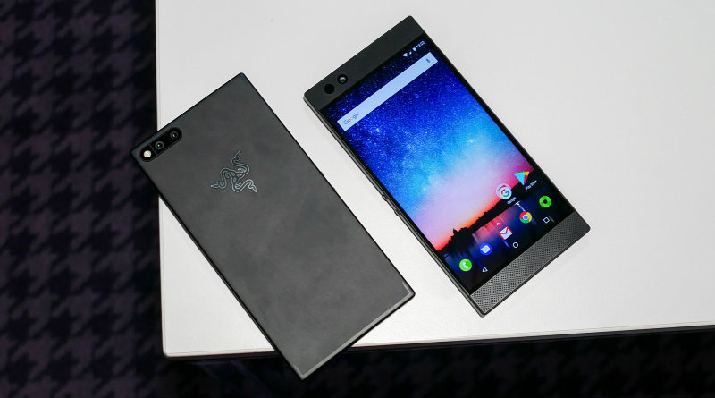 Razer Phone | Фото: androidcentral.com