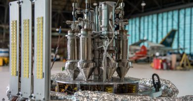 Ядерный реактор | Фото: NASA
