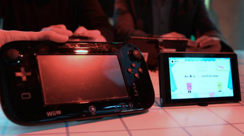 Nintendo Switch и Wii U   Фото: polygon.com