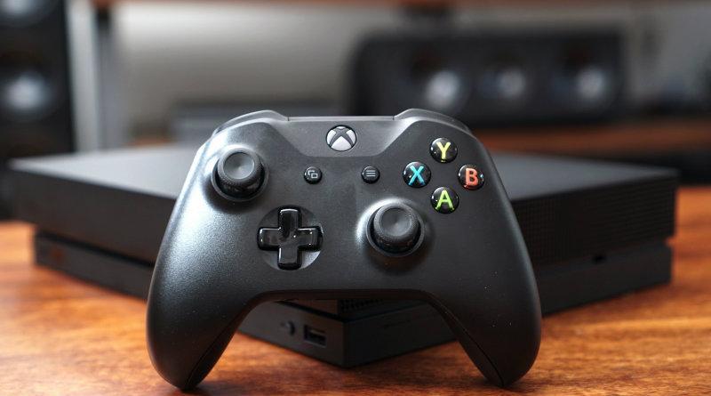 Xbox One X | Фото: engadget.com