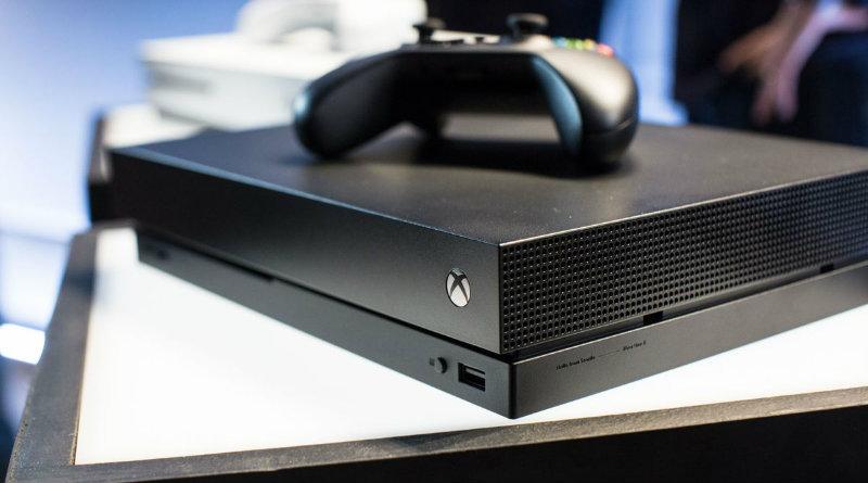 Xbox One X | Фото: newgameplus.com.br