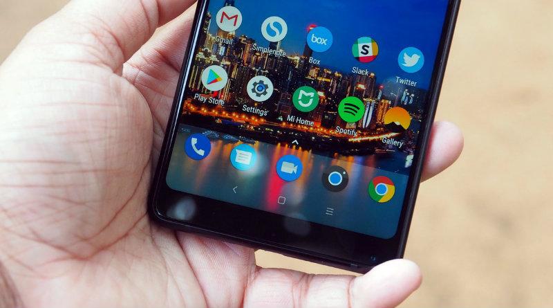 Xiaomi Mi MIX 2 | Фото: androidcentral.com
