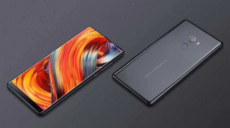 Xiaomi Mi MIX 2 | Фото: Xiaomi