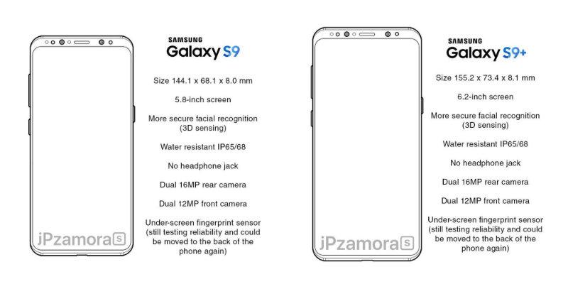 Galaxy S9 | Фото: hi-tech.mail.ru