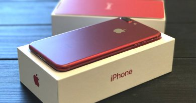 iPhone 7 Red | Фото: techua.com