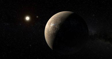 Proxima b | Фото: Wikipedia