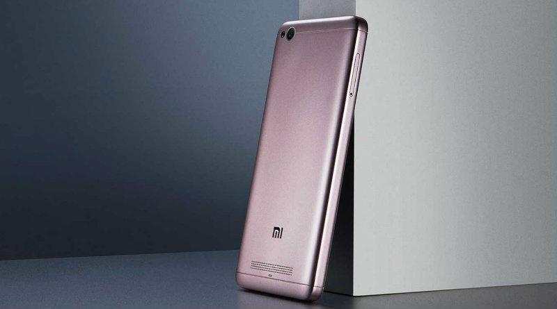 Xiaomi Redmi 5A | Фото: devicebox.ru