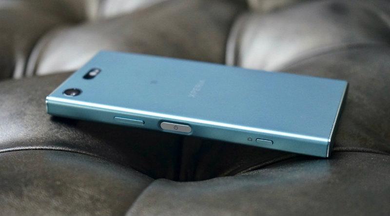 Xperia XZ1 Compact | Фото: engadget