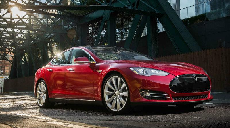 Tesla Model S | Фото: topgear.com