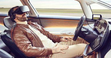 Renault установит VR-шлемы в автомобили