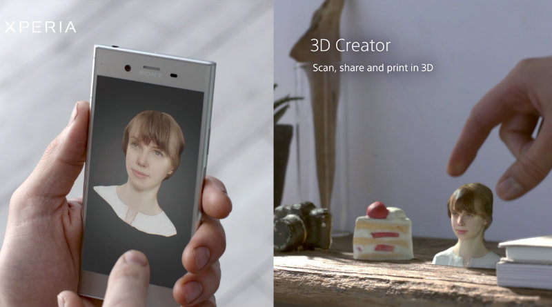 3D Creator | Фото: Sony