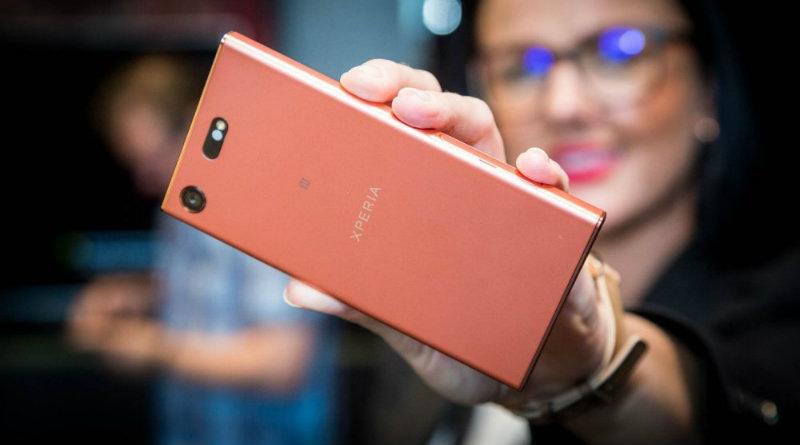 Sony Xperia XZ1 Compact | Фото: Forte - Delfi