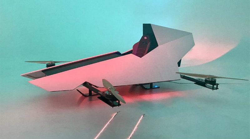 Airspeeder Mark 1 | Фото: theverge.com