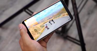 Galaxy A8 2018 | Фото: YouTube