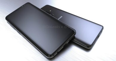 Дизайн Galaxy S9 показали на новых рендерах