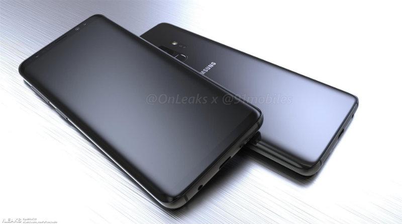 Galaxy S9 | Фото: @onleaks
