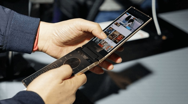 Samsung W2018 | Фото: fanaticosdelhardware.com