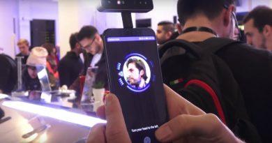 Face ID от Huawei | Фото: YouTube
