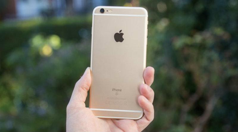 iPhone 6s | Фото: cnet.com