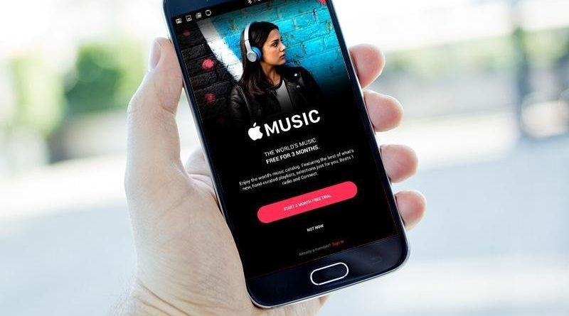 Apple Music | Фото: techadvisor.co.uk
