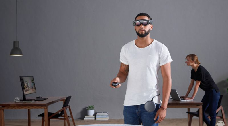 Magic Leap One | Фото: Magic Leap