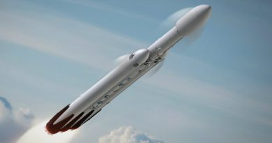 Falcon Heavy | Фото: SpaceX