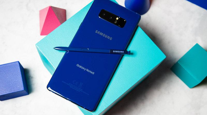 Samsung Galaxy Note 8 | Фото: cnet.com