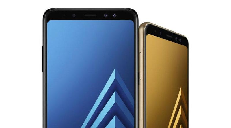 Samsung Galaxy A8 | Фото: Samsung