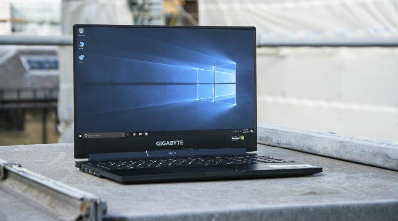 Gigabyte Aero 15 | Фото: expertreviews.co.uk