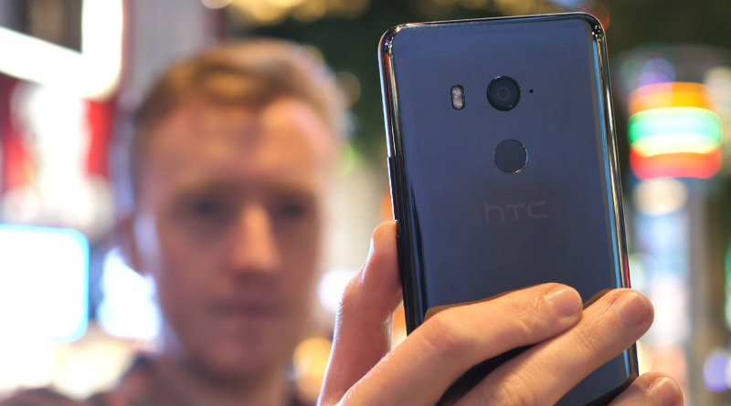 HTC U11+ | Фото: androidcentral.com