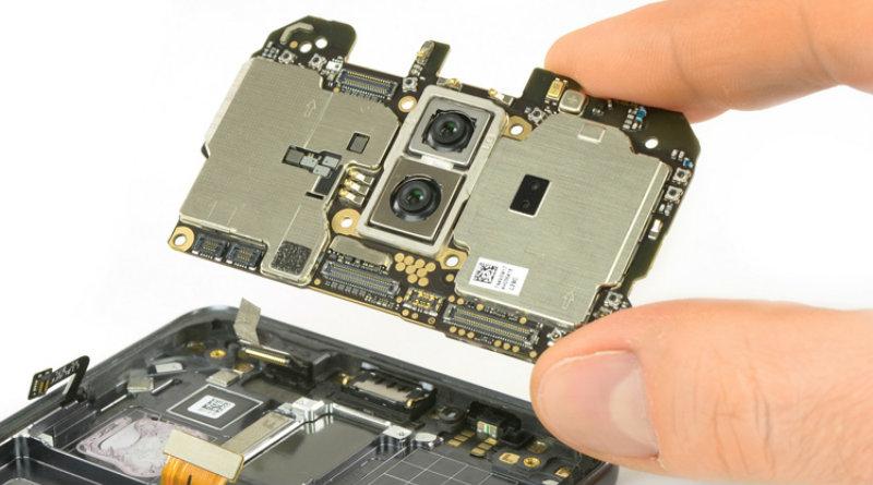 Huawei Mate 10 Pro ремонт | Фото: iFixit