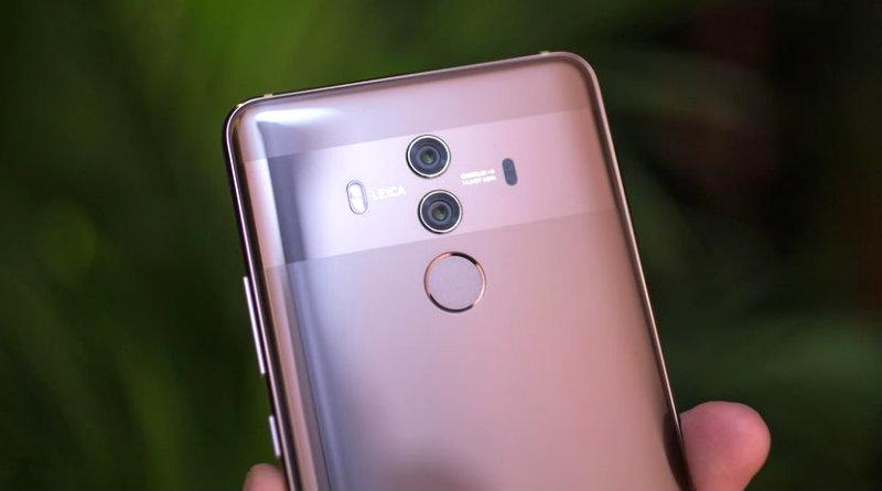 Huawei Mate 10 Pro | Фото: cnet.com