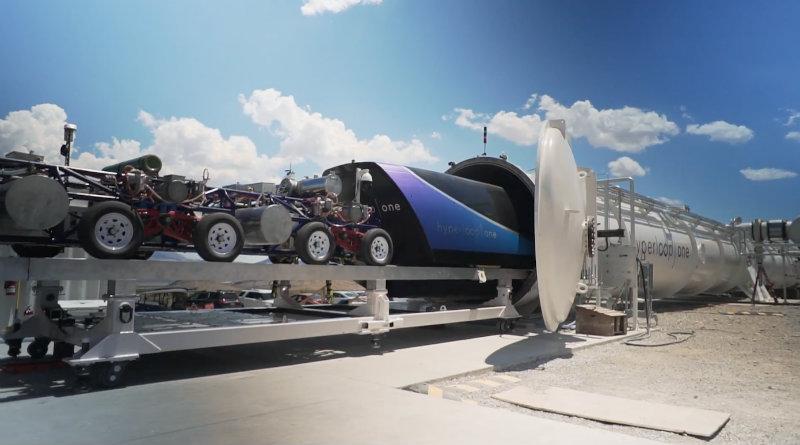 hyperloop   Фото: newsweek.com